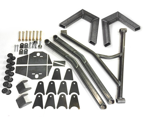 99-06 3 LINK UNDER FRAME KIT WITH NOTCHES