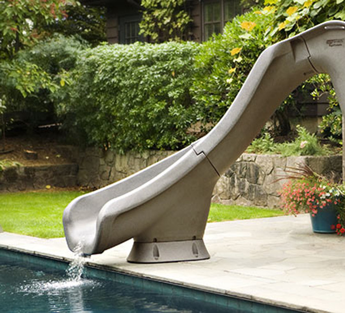 Typhoon Pool Slide
