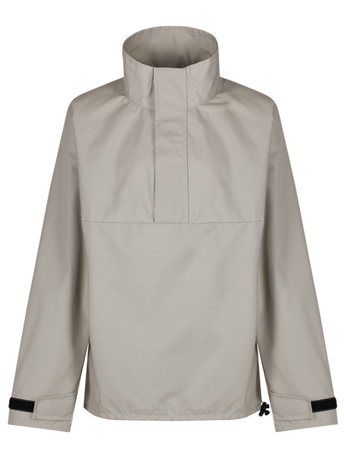 Colour: Stone. The Ballater smock -  our simplest, lightweight, over the head smock designed for windproof and showerproof use and giving excellent breathability.