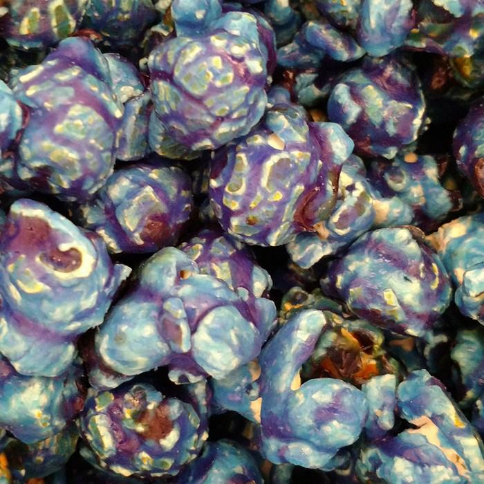 Blueberry Popcorn
