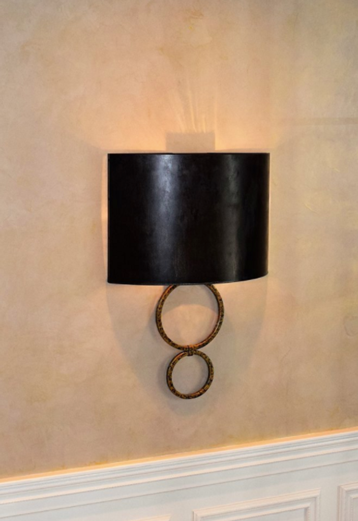St. James Sicily Copper Wall Sconce/Chandelier