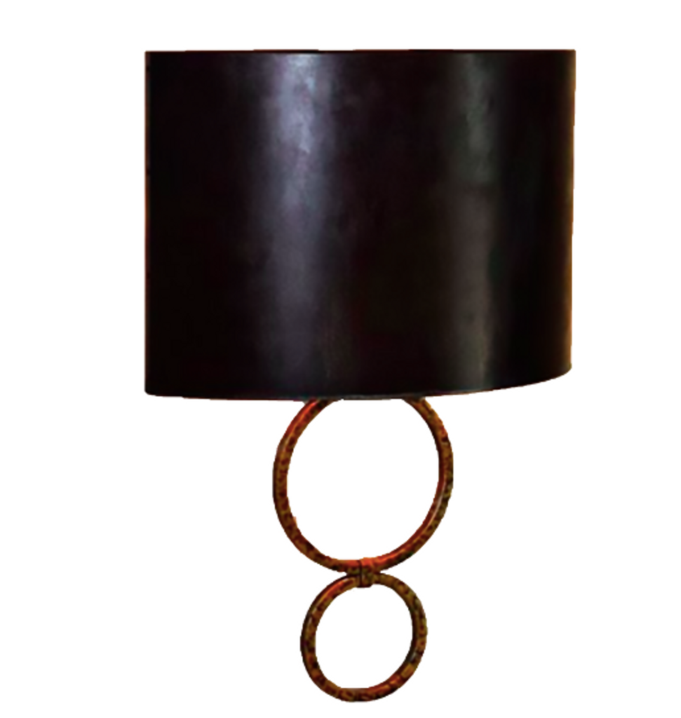 St. James Sicily Copper Wall Sconce