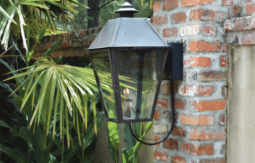 ON/OFF AUTO-IGNITION FOR GAS LANTERNS