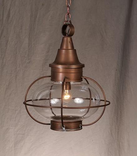 Vidalia Copper Chandelier
