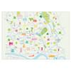 Map of East London Art Print (Various Sizes)