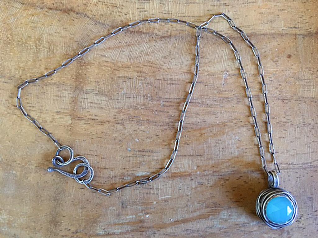 Large Round Nested Necklace