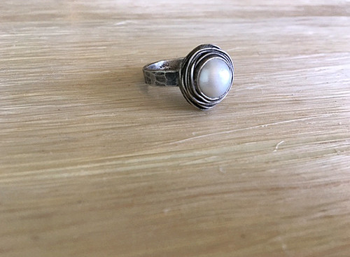 Small Round Nested Ring
