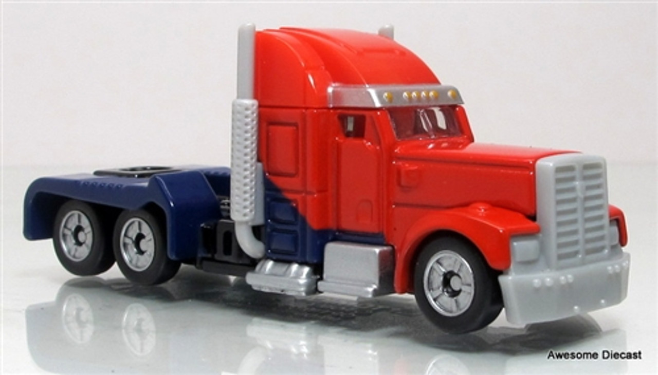 "Tomica Optimus Prime Tractor ""Transformers"""