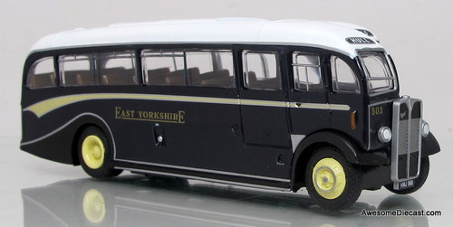 EFE 1:76 AEC Duple Coach - EAST YORKSHIRE