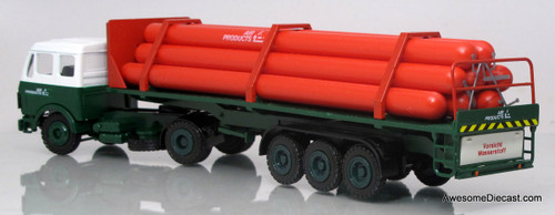 Conrad 1:50 Mercedes-Benz Gas Cylinder Truck - Air Products