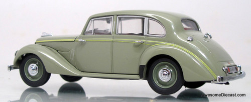 Oxford Diecast 1:43 Armstrong Siddeley Lancaster - Langham Grey