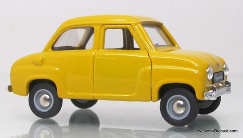 Schuco 1:43 Goggomobil (Yellow)