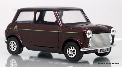 Corgi 1:36 1959-1989 Mini Cooper 30th Anniversary Edition