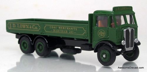 EFE 1:76 AEC Mammoth 6 Wheel Dropside Lorry - J.D.Lown & Co. Coal