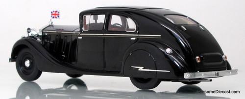 "TSM 1:43 1936 Rolls Royce Phantom III Sedan, General Montgomery / HJ Mulliner ""Monty's Rolls"""