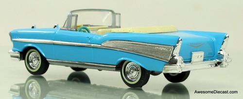 Matchbox Dinky 1:43 1957 Chevrolet Bel Air Convertible