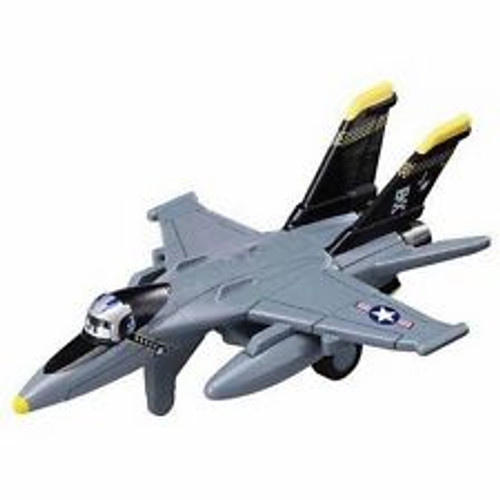 Tomica Disney's P13 Bravo Fighter Jet