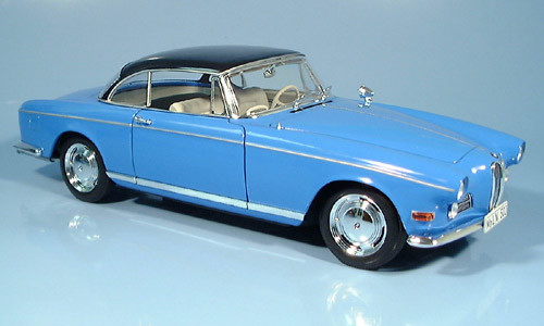 Jadi 1:18 1956 BMW 503 Coupe - Awesome Diecast