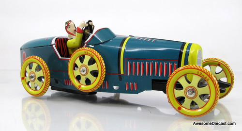 Schylling Bugatti T-35 Racer | Tin Toy