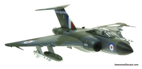 ONLY ONE - Sky Guardians 1:72 Gloster Javelin FAW 9 RAF 33 Sqd XH903 (Limited Edition)