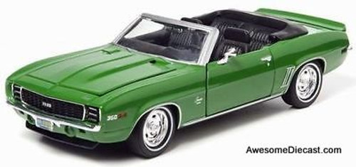 ONLY ONE - Greenlight 1:24 1969 Chevrolet Camaro: Bewitched