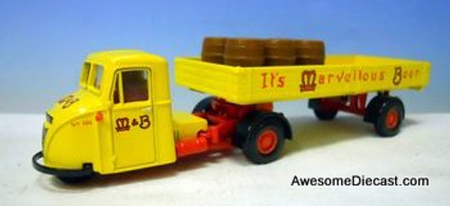 Corgi 1:50 Scammell Scarab Keg Delivery Truck Set: Mitchells & Butlers