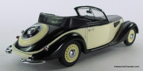 Detail Cars 1:43 1941 BMW 327 Cabrio
