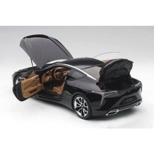 Autoart 1:18 Lexus LC500 Coupe Black