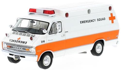 NEO 1:43 1973 Dodge Horton Ambulance