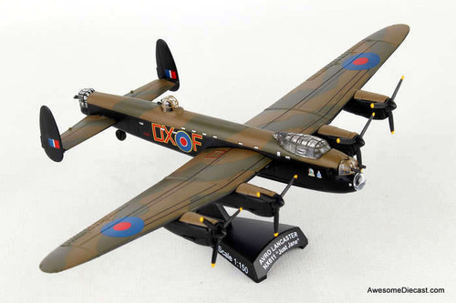 Postage Stamp 1:150 RAF Lancaster: Just Jane