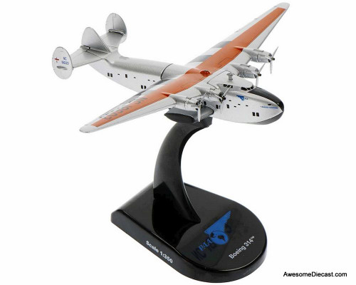 Postage Stamp 1:350 Pan Am Yankee Clipper Flying Boat
