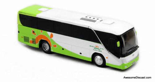 Tiny Sun Bus Motorcoach Tour Bus Hong Kong