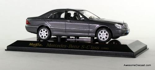 Maisto 1:43 Mercedes-Benz S Class