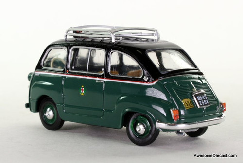 Brumm 1960 Fiat 600d Multipla Taxi