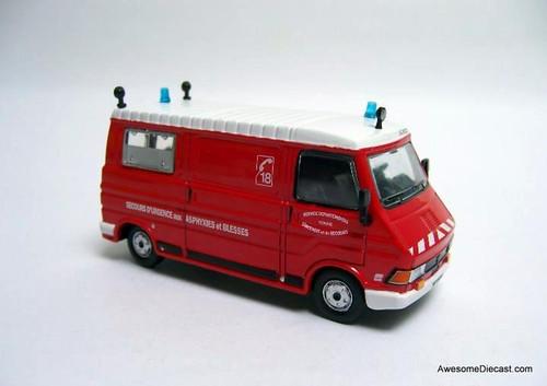 Del Prado 1:50 1985 Citroen C35 Ambulance VSAB