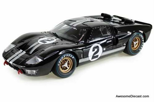 Shelby Collectibles 1:18 Ford GT 1966 Le Mans #2