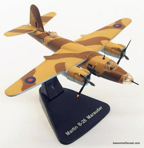 Atlas 1:144 Martin 1940 B26 Marauder Bomber