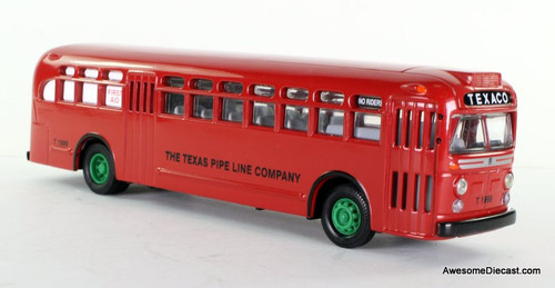 Corgi 1:50  GM Texaco Crew Bus Limited Edition