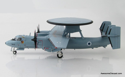 HM 1:72 1982 E-2C Hawkeye Radar Plane: Israel Defense Force Squadron 942