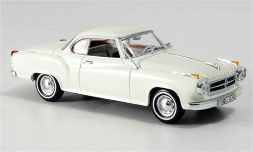 Minichamps 1:43 1959 Borgward Isabella Coupe