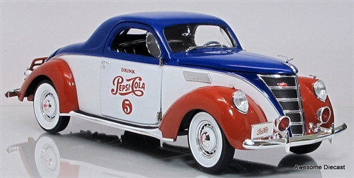 Signature Models 1 18 1939 Lincoln Zephyr Awesome Diecast