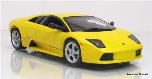 AUTOart 1:43 Lamborghini Murcielago (Yellow)
