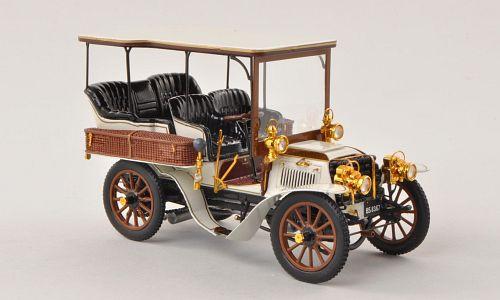 Minichamps 1:43 1902 Panhard & Levassor B1 15 CV Tonneau Sedan