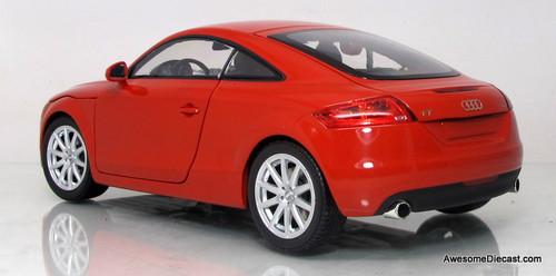 Minichamps 1:18 2006 Audi TT Roadster (red)