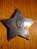 Apache Police San Carlos Ariz Western Badge