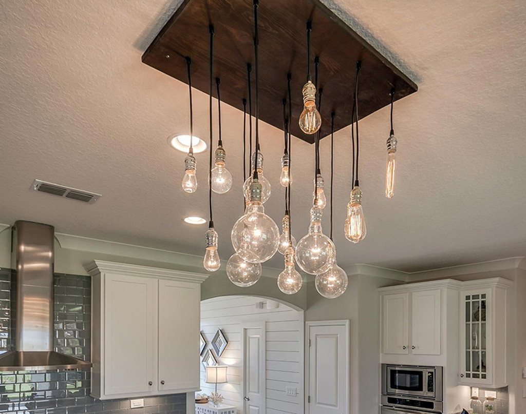 18 pendant industrial chandelier free shipping urban chandy click here to enlarge aloadofball Choice Image