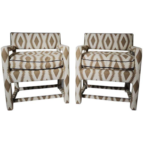 Parsons Chairs - Pair