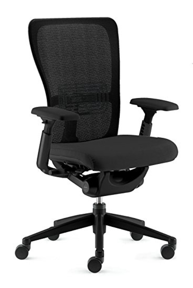 Haworth Zody Chair Mesh Back Fully Adjustable Model