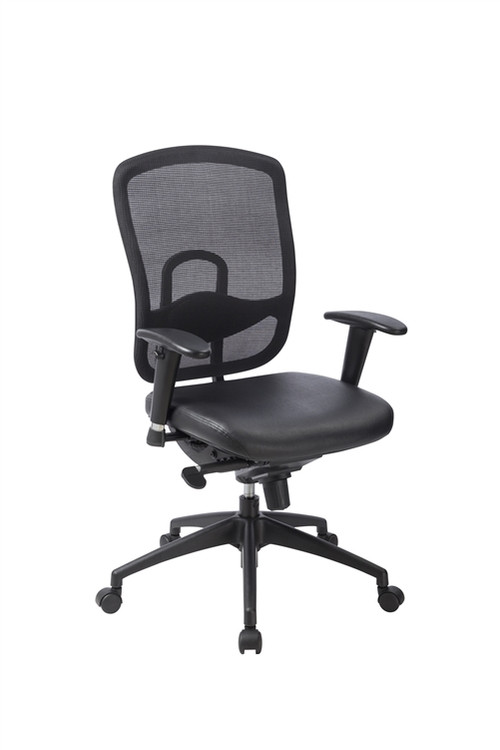 Eurotech Accent Task Chair in Black