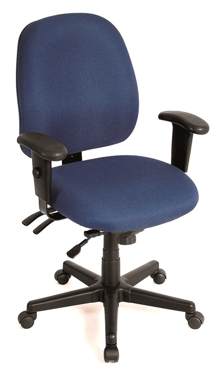 Eurotech 4x4 Task Chair in Navy